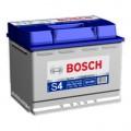 Аккумулятор BOSCH (S4 004)  60Ач 540А